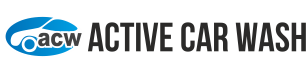 Active Car Wash Logo